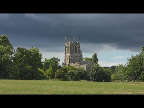 Amazing secret of a village church