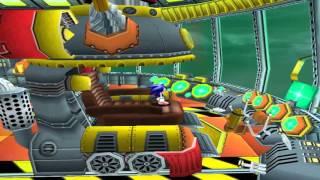 Sonic Adventure DX Music: E102 Gamma