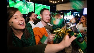 BRING ON THE GREEN:   Toronto Celebrates St. Paddy's Day