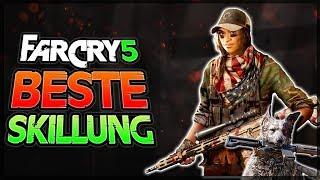 Stand der Beta: BESTE SKILLUNG - Far Cry 5 Tipps deutsch - Far Cry 5 Talente / Fähigkeiten