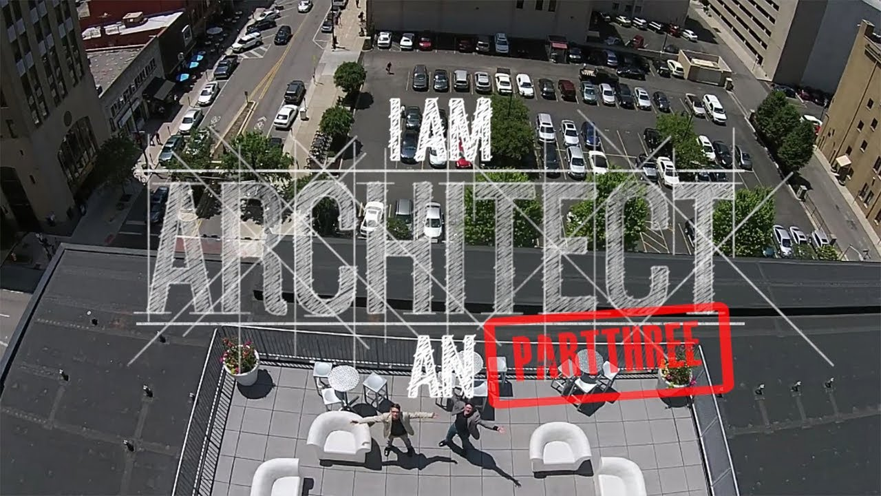 I am an architect iii do the architect trailer