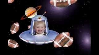 A Rocket Ship Trip - Solar System For Kids, EDUCATION, Learn Planets! Kids Wild Ride. Disney Fun
