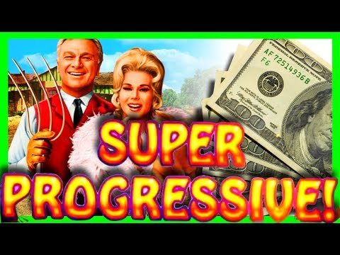 RARE Slot Machines! I Bet You've Never Played the Dukes of Hazard or Green Acres Slot W/ SDGuy1234 - 동영상