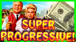 RARE Slot Machines! I Bet You've Never Played the Dukes of Hazard or Green Acres Slot W/ SDGuy1234
