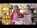 Mom Can't Say No! Shopping for L.O.L. Surprise LILS!