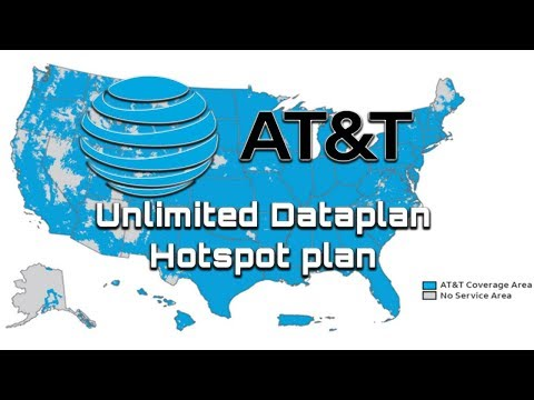 How To Get AT&T Unlimited Data Hotspot For $35