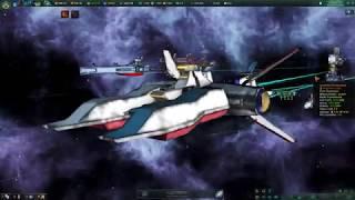 Stellaris - Mobile Suit Gundam Mod Highlight