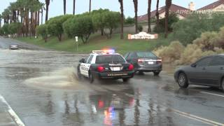 Coachella Valley Flooding