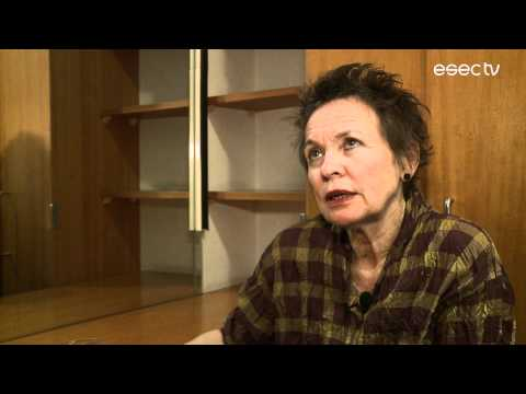 """Laurie Anderson 
