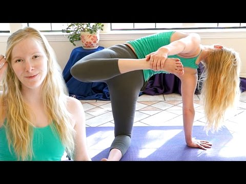 30 Minute Beginners Yoga For Relaxation, Stress or Bedtime At Home Workout