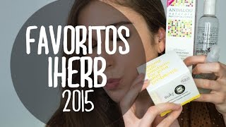 FAVORITOS COSMETICA | IHERB 2015: Now Foods, Acure, Andalou, Suki, DermaE... ♡
