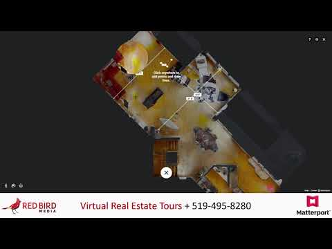 Matterport 3D Virtual Tours in London Ontario | Red Bird Media