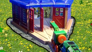 Brio Train In Wonderland