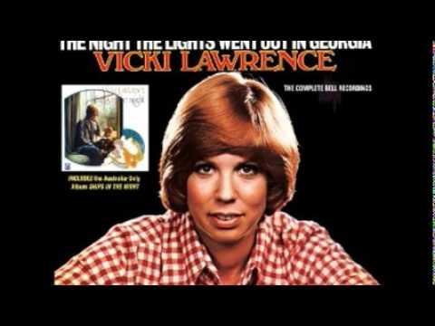 Vicki Lawrence ~   Killing Me Softly