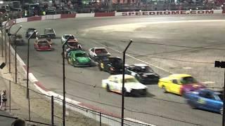 Indianapolis Speedrome racing