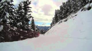 Visitamos la Estación de Esquí de Saint Lary (Pirineo Francés)