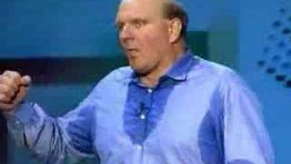 Steve Ballmer: Developers