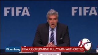 This is a Difficult Time for FIFA: di Gregorio