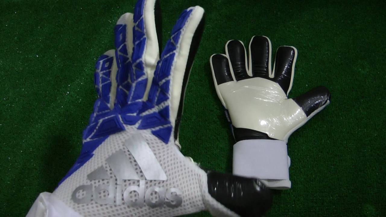 64a9171e1 Adidas Ace Zones Trans Supercool NC Goalkeeper Glove Preview - YouTube