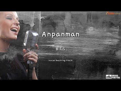 Anpanman - BTS (Instrumental & Lyrics)