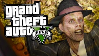 LA NOIRE EASTER EGG + COLE PHELPS DEAD BODY IN GTA 5? (Myth Busted)