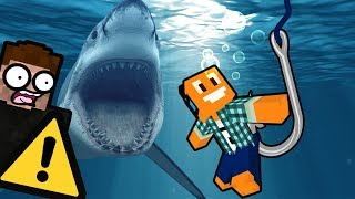 LJay został przynętą! ( ͡° ͜ʖ ͡°) - Minecraft Party
