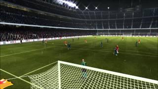 Барселона - Реал Мадрид. Кубок Испании 27.02.2013 г. [FIFA 2012](http://www.ssagame.ru - Заходите! Очень интересная игра для болельщиков! Представляю вашему вниманию альтернативную..., 2013-02-24T14:29:24.000Z)