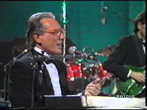 Enzo Iannacci concerto Primi anni '90