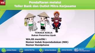 BPJS Ketenagakerjaan Video Presentation