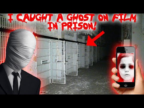 I RETURNED TO THE HAUNTED ABANDONED PRISON & CAUGHT A GHOST ON CAMERA! CELL 13! | MOE SARGI