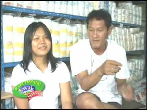 ABS-CBN's Swak na Swak -Kumikitang Kabuhayan feature on exclusively kids