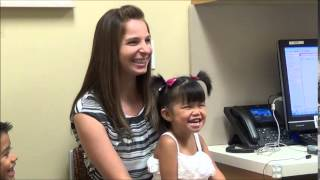 Brooklyn's cochlear implant activation