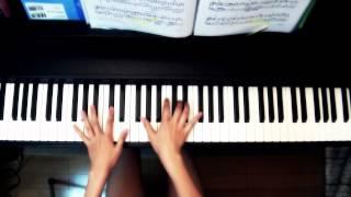 Southern All Stars - TSUNAMI (Piano Solo)