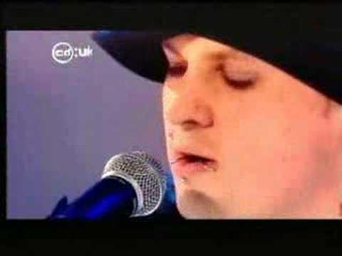 Good Charlotte - I just wanna live (CDUK)