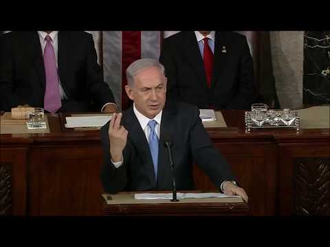 Benjamin Netanyahu's EPIC speech to US congress with a dire warning about Iran - March 3, 2015