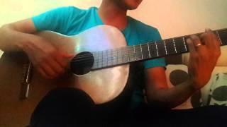 Guitar cover nơi thời gian ngừng lại