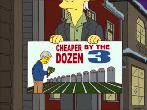 The Simpsons - Jim Jarmusche