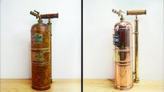 Fire fighters Extinguisher 🧯? - Restoration