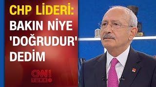 Kemal Kılıçdaroğlu niye