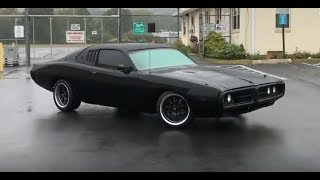 1973 Dodge Charger SE - Murdered Out
