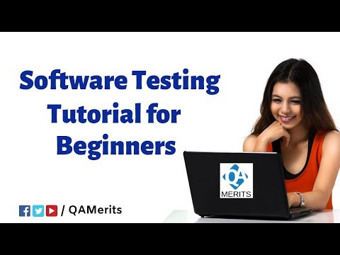Software Testing Tutorial for Beginners & Freshers | Quality Assurance Training thumbnail