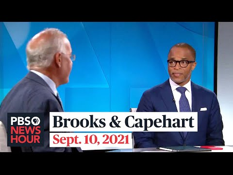 Brooks and Capehart on the anniversary of 9/11, the politics of vaccinations