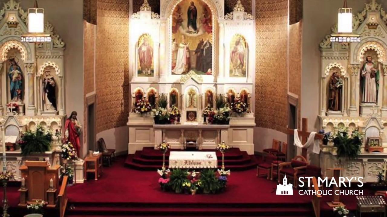 St  Mary's Church – St  Marys, Pennsylvania