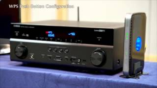 AV Receiver Wi-Fi Set Up: Yamaha RX-V579, Yamaha RX-V679, Yamaha RX-V779