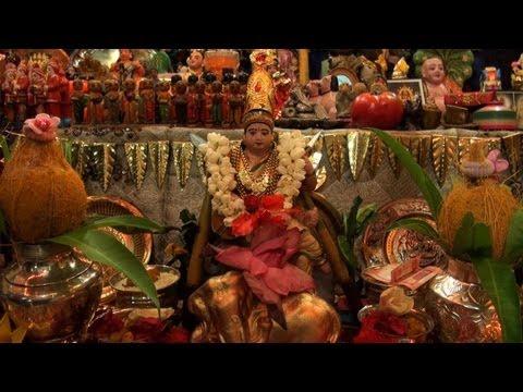 Navaratri Bhajan and Bommai Kolu of South India