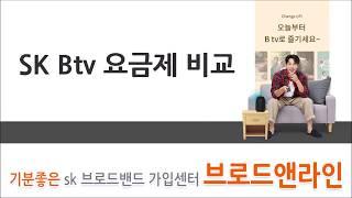 SK 인터넷TV BTV 가입 전 무조건 체크! 채널 요…