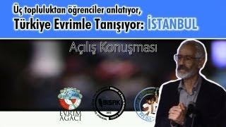 TET: İstanbul - Açılış Konuşması - Alâeddin Şenel