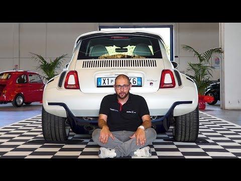 350GP | il ritorno di Giannini con una Fiat 500 da urlo!