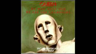 Queen - We Will Rock You (Only Vocals)