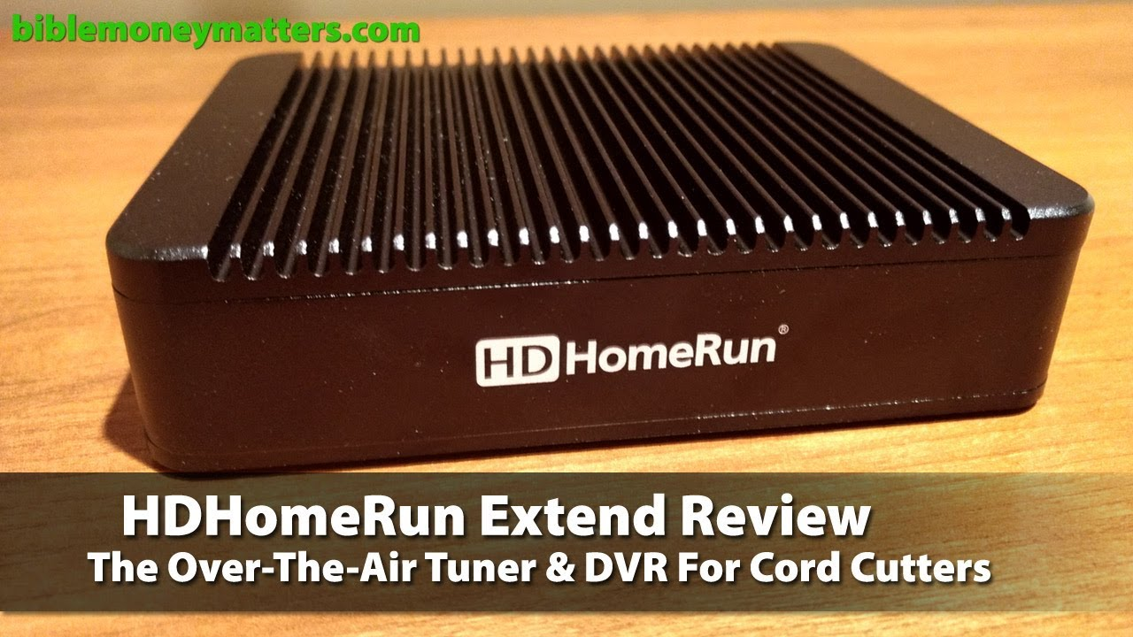 HDHomeRun Extend Review: The Network Over-The-Air DVR For Cord Cutters